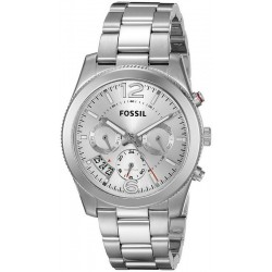 Buy Women's Fossil Watch Perfect Boyfriend ES3883 Quartz Multifunction