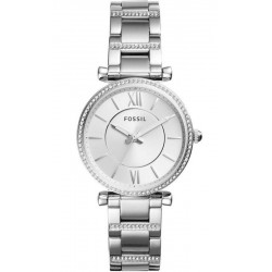Women's Fossil Watch Carlie ES4341 Quartz