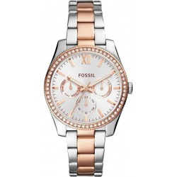 Buy Women's Fossil Watch Scarlette ES4373 Multifunction Quartz