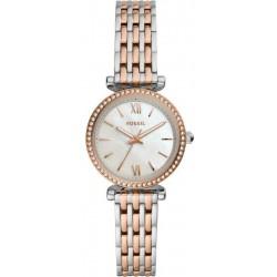 Buy Women's Fossil Watch Carlie Mini ES4649 Mother of Pearl Quartz