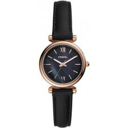 Buy Women's Fossil Watch Carlie Mini ES4700 Mother of Pearl Quartz