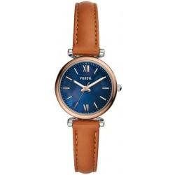 Buy Women's Fossil Watch Carlie Mini ES4701 Mother of Pearl Quartz