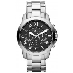 Buy Men's Fossil Watch Grant FS4736IE Quartz Chronograph