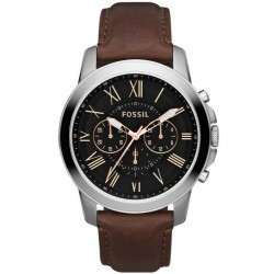 Buy Men's Fossil Watch Grant FS4813 Quartz Chronograph