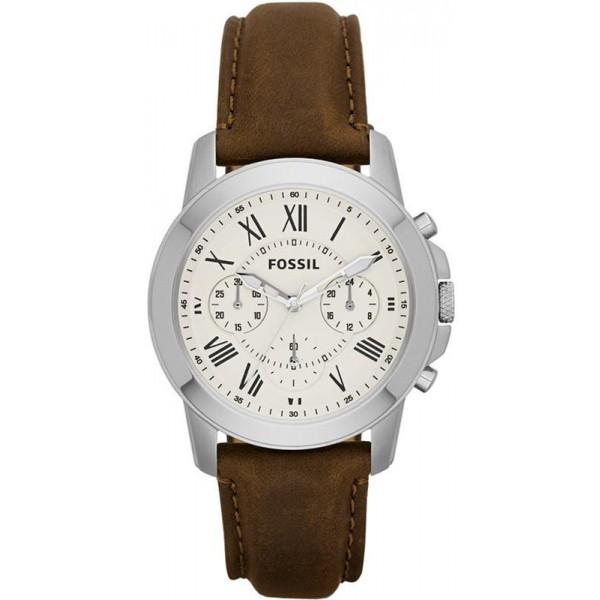 Buy Men's Fossil Watch Grant FS4839 Quartz Chronograph