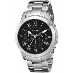 Buy Men's Fossil Watch Grant FS4994 Quartz Chronograph