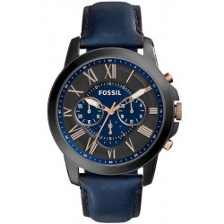 Buy Men's Fossil Watch Grant FS5061 Chronograph Quartz