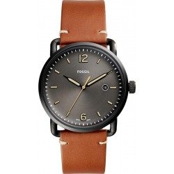Buy Men's Fossil Watch Commuter 3H Date FS5276 Quartz