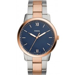 Buy Men's Fossil Watch The Minimalist 3H FS5498 Quartz