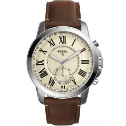 Buy Men's Fossil Q Watch Grant FTW1118 Hybrid Smartwatch