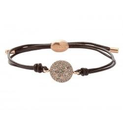 Women's Fossil Bracelet Vintage Glitz JF00118791