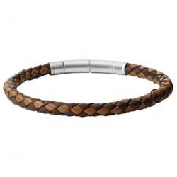 Buy Men's Fossil Bracelet Vintage Casual JF00509797