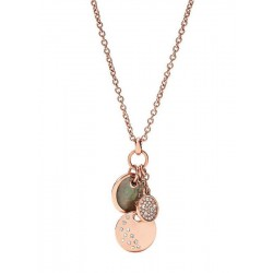 Buy Women's Fossil Necklace Classics JF01417791
