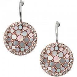 Buy Women's Fossil Earrings Vintage Glitz JF01737791