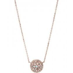 Buy Women's Fossil Necklace Vintage Glitz JF01740791