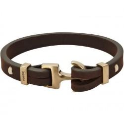 Buy Men's Fossil Bracelet Vintage Casual JF01863710 Anchor