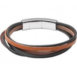 Buy Men's Fossil Bracelet Vintage Casual JF02076040