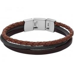 Buy Men's Fossil Bracelet Vintage Casual JF02213040