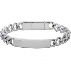 Buy Men's Fossil Bracelet Mens Dress JF02217040