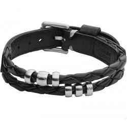 Buy Men's Fossil Bracelet Vintage Casual JF02380040