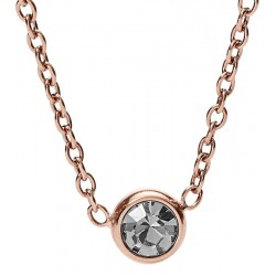 Buy Women's Fossil Necklace Classics JF02533791