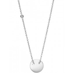 Buy Women's Fossil Necklace Classics JF02565040