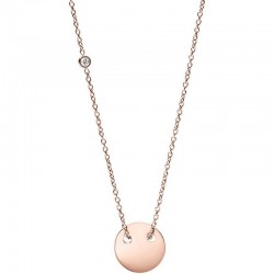 Buy Women's Fossil Necklace Classics JF02566791