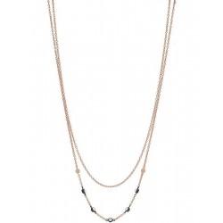 Buy Women's Fossil Necklace Vintage Glitz JF02590998