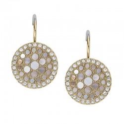 Buy Women's Fossil Earrings Vintage Glitz JF02601710