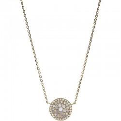 Buy Women's Fossil Necklace Vintage Glitz JF02603710