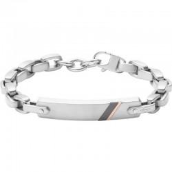 Buy Men's Fossil Bracelet Mens Dress JF02823040