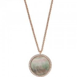 Buy Women's Fossil Necklace Classics JF02952791