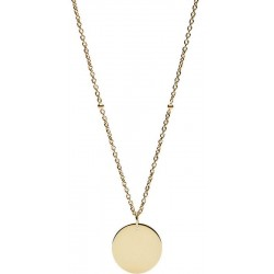 Women's Fossil Necklace Vintage Iconic JF02968710