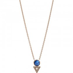Buy Women's Fossil Necklace Classics JF03013791