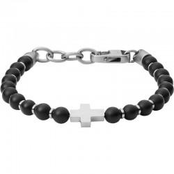 Buy Men's Fossil Bracelet Mens Dress JF03121040