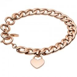 Women's Fossil Bracelet Vintage Iconic JF03277791 Heart