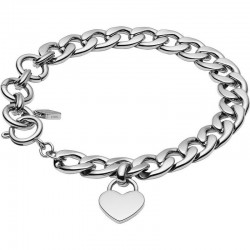 Women's Fossil Bracelet Vintage Iconic JF03279040 Heart