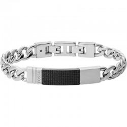 Buy Men's Fossil Bracelet Mens Dress JF03315040