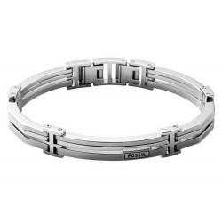 Buy Men's Fossil Bracelet Mens Dress JF84883040