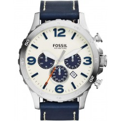 Men's Fossil Watch Nate JR1480 Quartz Chronograph