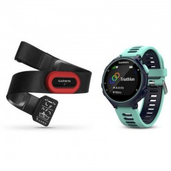 Men's Garmin Watch Forerunner 735XT 010-01614-16 GPS Multisport Smartwatch
