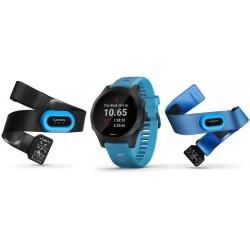 Men's Garmin Watch Forerunner 945 010-02063-11 GPS Multisport Smartwatch