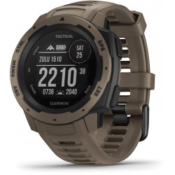 Men's Garmin Watch Instinct Tactical 010-02064-71 GPS Multisport Smartwatch