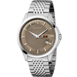 Buy Men's Gucci Watch G-Timeless YA126310 Quartz