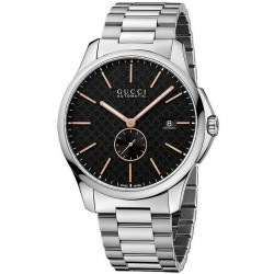 Buy Men's Gucci Watch G-Timeless Large Slim YA126312 Automatic