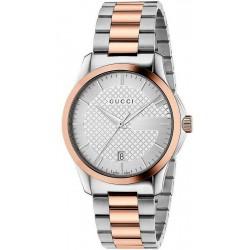 Buy Unisex Gucci Watch G-Timeless Medium YA126447 Quartz