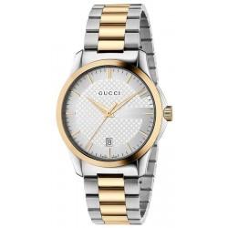 Buy Unisex Gucci Watch G-Timeless Medium YA126474 Quartz