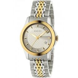 Buy Women's Gucci Watch G-Timeless Small YA126511 Quartz