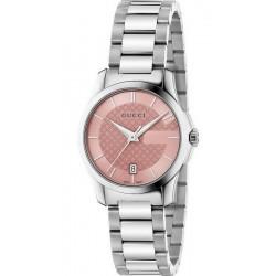 Buy Women's Gucci Watch G-Timeless Small YA126524 Quartz