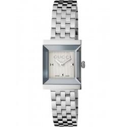 Buy Women's Gucci Watch G-Frame Square Medium YA128402 Quartz